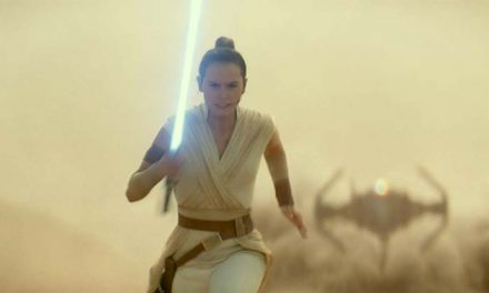 Test your endurance with Star Wars: The Rise of Skywalker