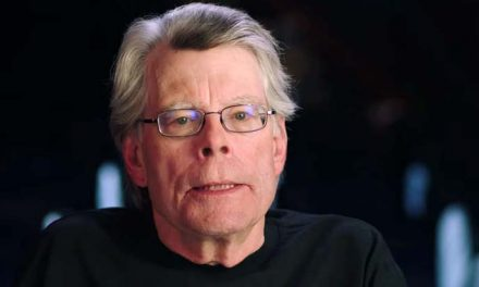 Stephen King talks Doctor Sleep