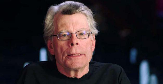 Stephen King talks Doctor Sleep