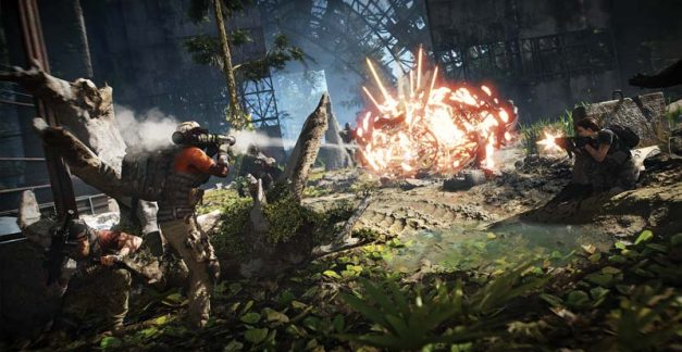 Tom Clancy's Ghost Recon Breakpoint – preview