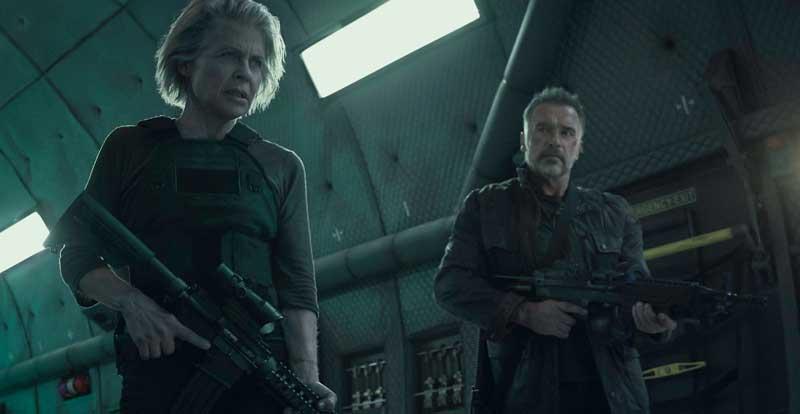 Terminator: Dark Fate – review