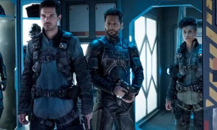 The Expanse: Season 3 on DVD & Blu-ray November 20