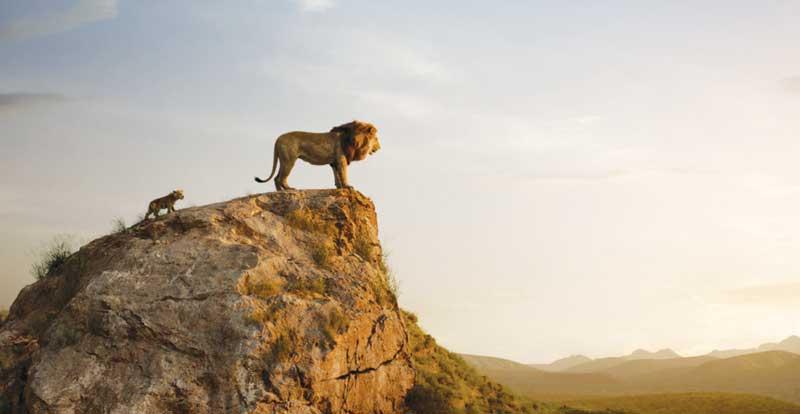 Interview with Jon Favreau – The Lion King