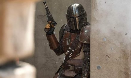 A new look at The Mandalorian hits