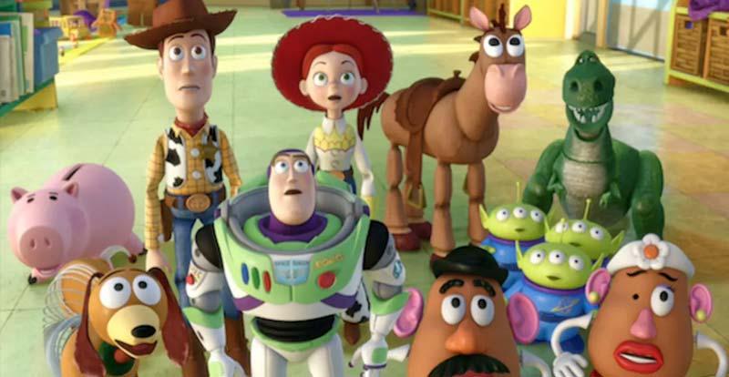 Ooooooh! It's STACK's Toy Story crossword