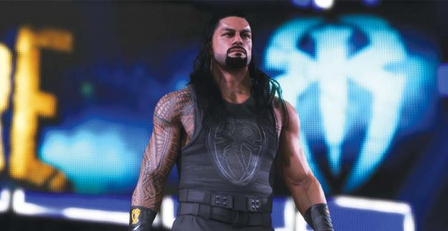 The King of the Ring – WWE 2K20 interview