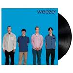 Weezer Blue Album vinyl album cover