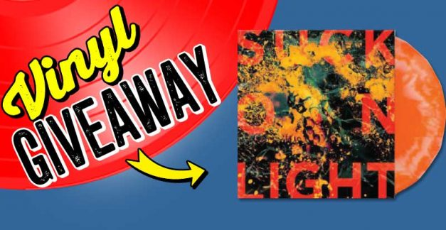 New release vinyl giveaway: Boy & Bear, Suck on Light