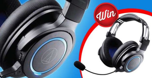 Gamers! Score an Audio-Technica G1WL Wireless Headset