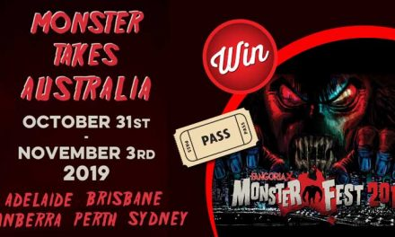 Love horror? Win a Fangoria x Monster Fest 2019 VIP double-pass