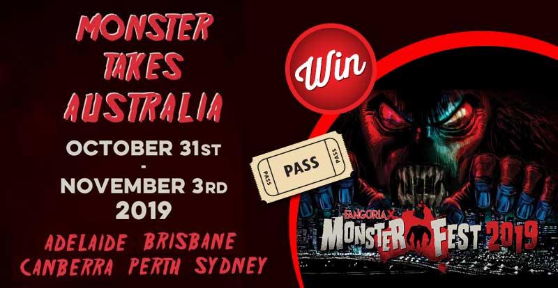 Love horror? Win a Fangoria x Monster Fest 2019 VIP double-pass