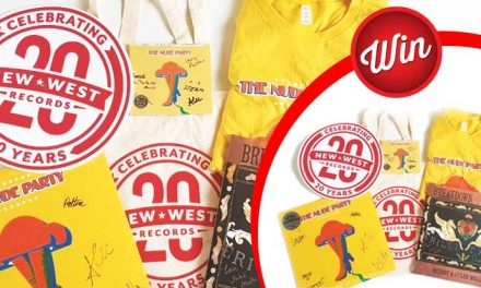 Win a New West Records goodie bag