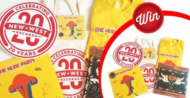 Win a New West Record goodie bag