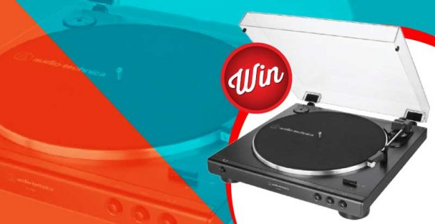 Vote for ARIA winners and enter to win an Audio-Technica turntable