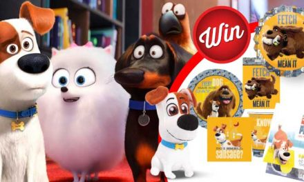 Score a Secret Life of Pets fun pack!