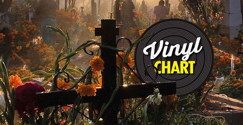 JB's vinyl chart (October 18 – 24, 2019)