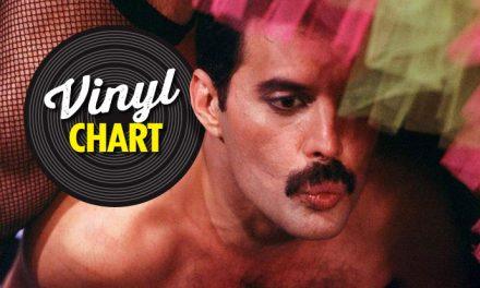 JB's vinyl chart (Oct 11 – Oct 17, 2019)