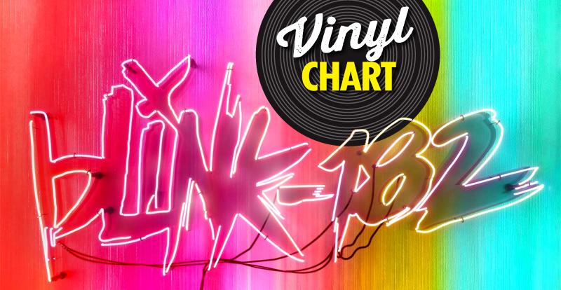 JB's vinyl chart (Sept 26 – Oct 3, 2019)