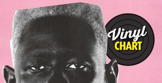 JB's vinyl chart (Oct 4 – Oct 10, 2019)