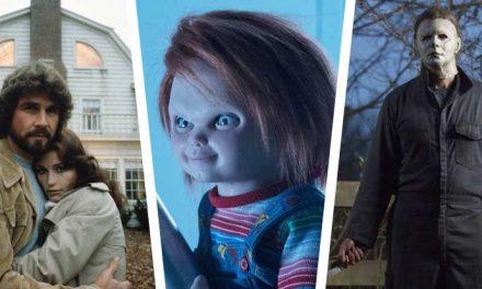 Triple the terror for Halloween