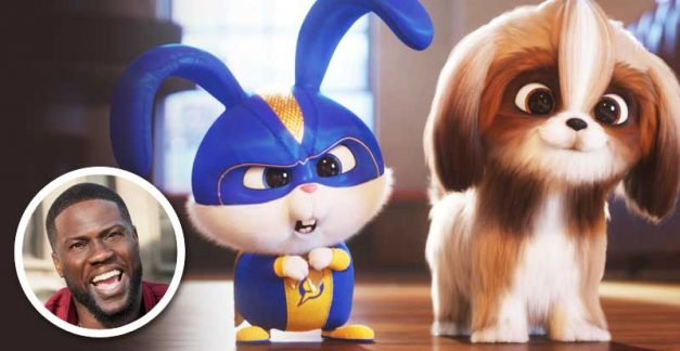 Interview with Kevin Hart – The Secret Life of Pets 2