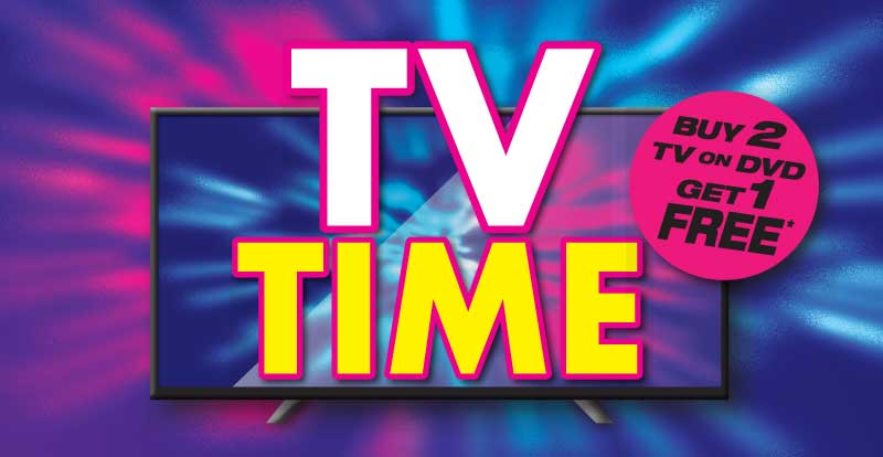 TV time – Buy 2 Get 1 Free at JB Hi-Fi