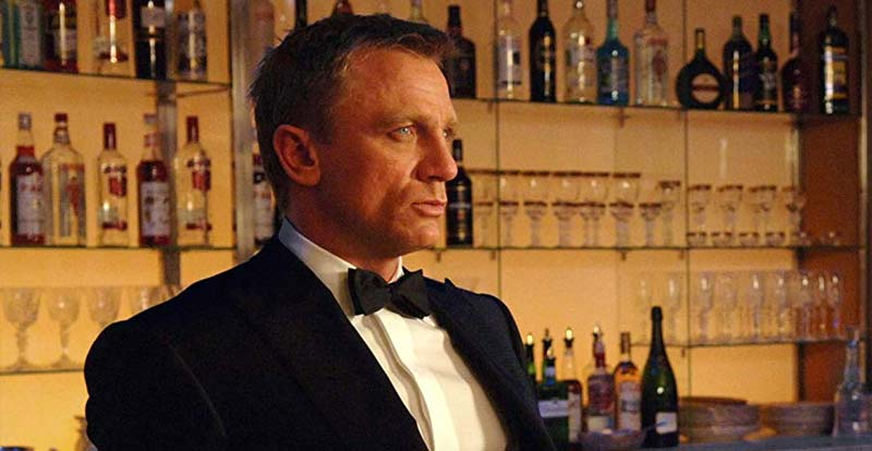 Daniel Craig 007 Collection - Casino Royale