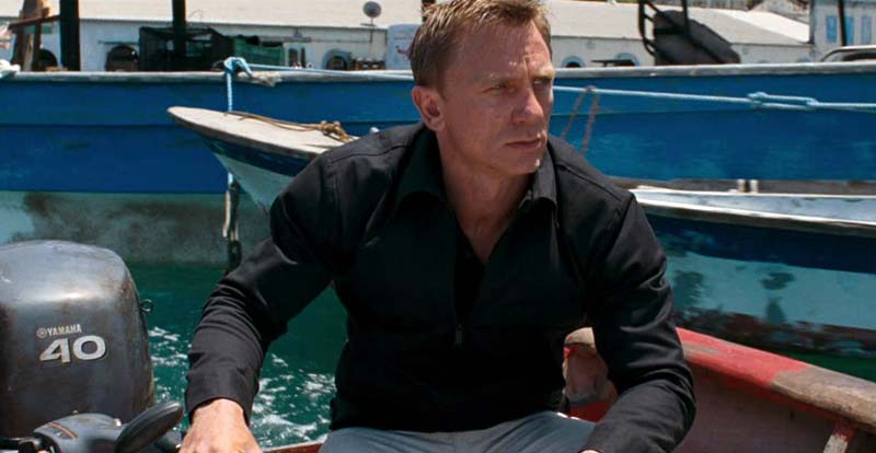 Daniel Craig 007 Collection - Quantum of Solace