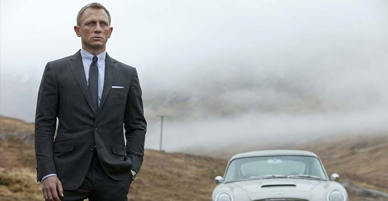 Daniel Craig 007 Collection - Skyfall