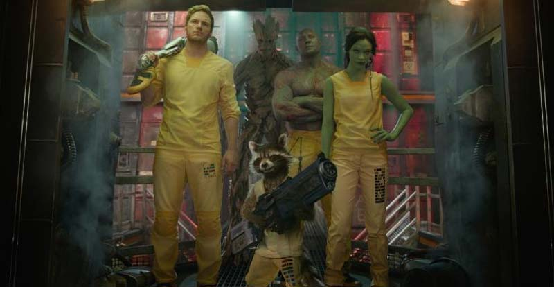 4K December 2019 - Guardians of the Galaxy: 2-Movie Collection