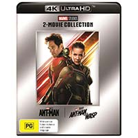 4K December 2019 - Ant-Man: 2-Movie Collection