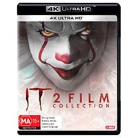4K December 2019 - It: 2 Film Collection