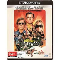 4K December 2019 - Once Upon a Time in Hollywood