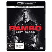 4K December 2019 - Rambo: Last Blood