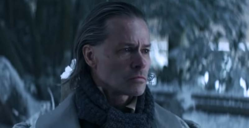 Guy Pearce? Bah humbug!