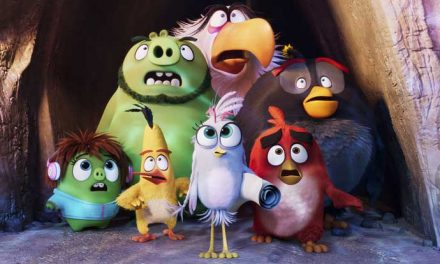 The Angry Birds Movie 2 on DVD & Blu-ray December 11