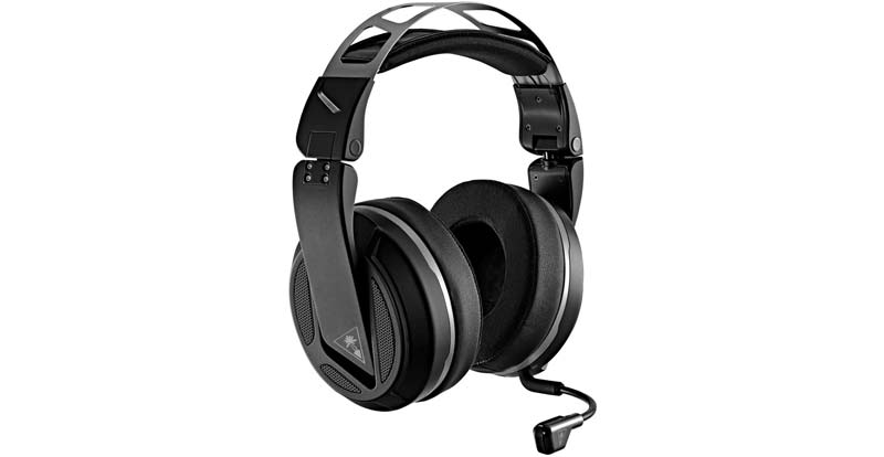 Playing with Turtle Beach's Elite Atlas Aero gaming headset