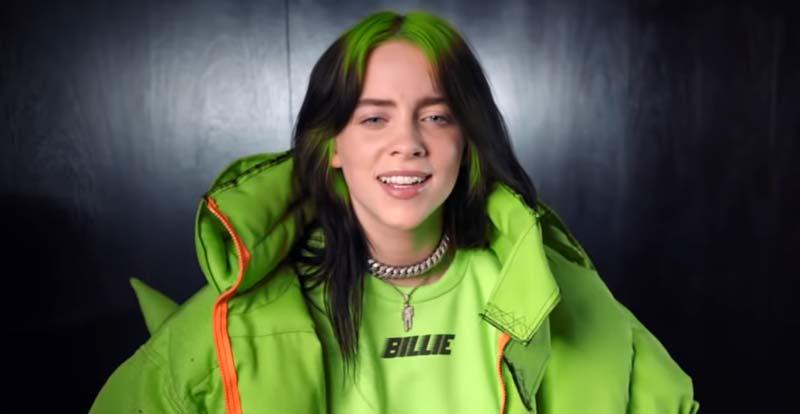 Billie Eilish freaks out Just Dance fans