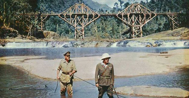 Bob J's – The Bridge on the River Kwai (1957)