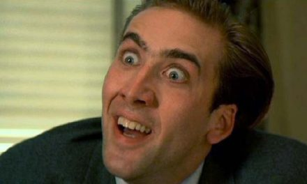Nicolas Cage to play himself?