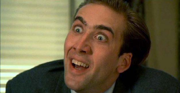 Nicolas Cage to play himself?