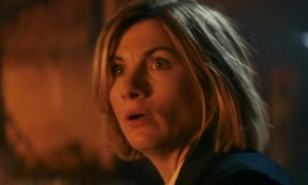 A peek at Doctor Who series 12