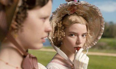 Jane Austen's Emma gets rather silly