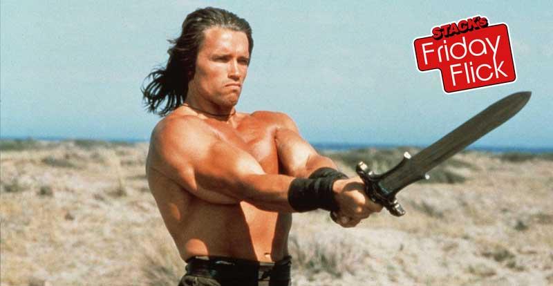 STACK's Friday Flick – Conan the Barbarian