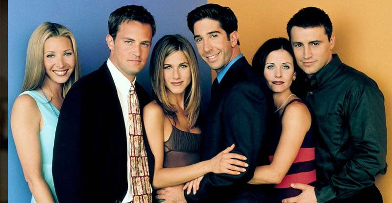 A Friends reunion is on the cards