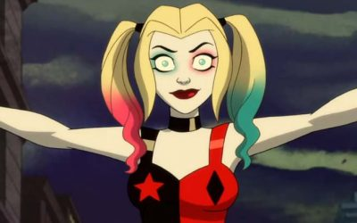 Batter up! A new look at Harley Quinn