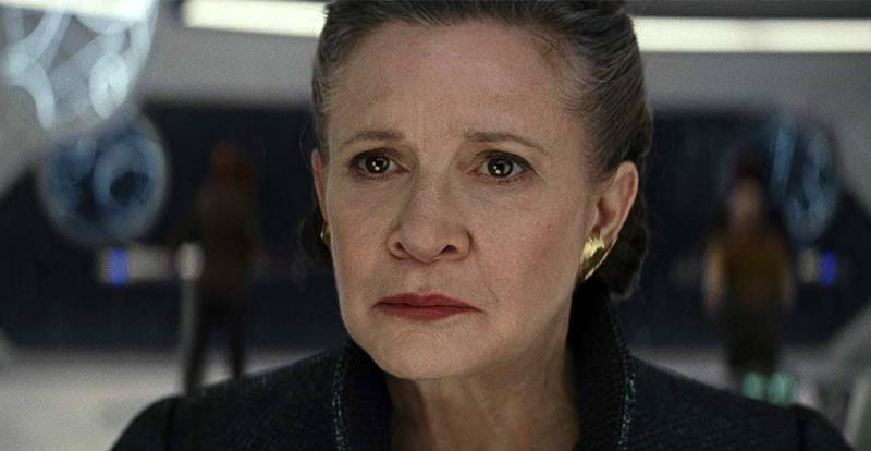 JJ Abrams on bringing Leia to Star Wars: The Rise of Skywalker