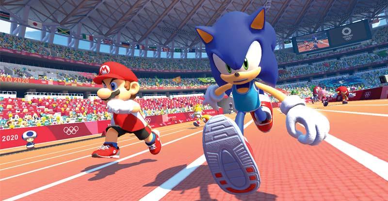 Mario & Sonic – the best of frenemies