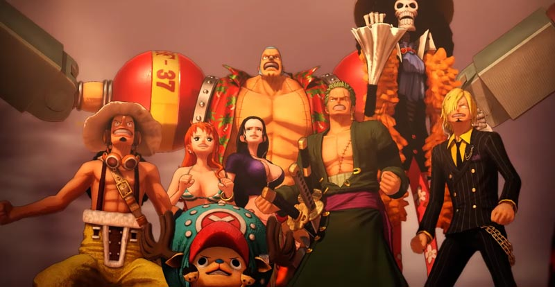 It's so Luffy! One Piece Pirate Warriors 4 dated