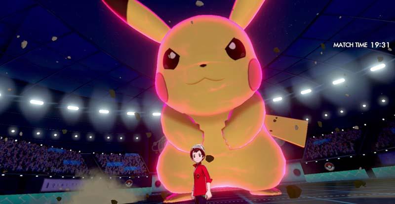 Pokémon Sword – review